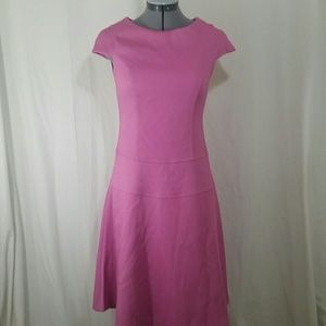 LARK & RO Pink Sleeveless Dress Size 2